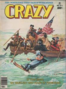 Crazy Magazine #17, VF+ (Stock photo)