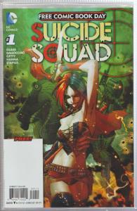 SUICIDE SQUAD #1 - HARLEY QUINN 2016 - NEW - UNREAD DC COMICS