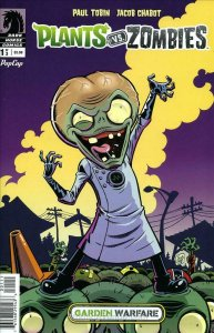 Plants vs. Zombies: Garden Warfare #1 VF; Dark Horse | save on shipping - detail