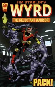WYRD THE RELUCTANT WARRIOR #3, VF/NM, Jim Starlin, Slave Labor Graphics 1999