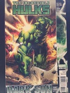 Incredible Hulks #615 (2010)