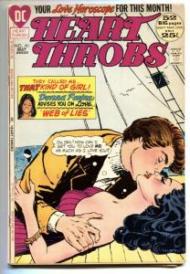 Heart Throbs #141 DC comic book 1972-African-American-Spicy vg