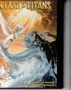 The Original Clash of the Titans DVD  Ray Harryhausen Classic !