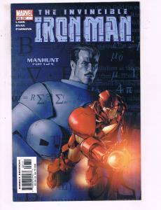 The Invincible Iron Man #67 #411 VF Marvel Comics Comic Book Laws DE15
