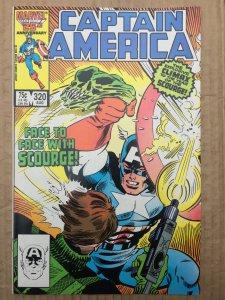 Captain America #320 (1986)