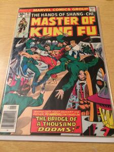 The Hands of Shang-Chi: Master of Kung-Fu #48