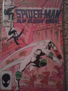 Web of Spiderman #23