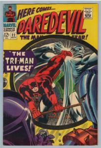 Daredevil 22 Nov 1966 VG-FI (4.5)