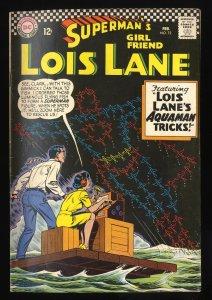 Superman's Girl Friend, Lois Lane #72 FN 6.0