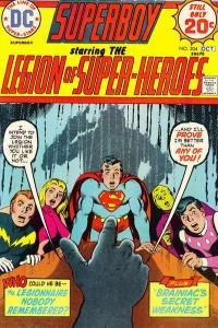 Superboy (1949 series) #204, Fine (Stock photo)