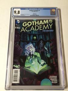 Gotham Academy 2 Cgc 9.8 Variant