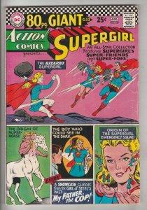 Action Comics #347 (Apr-67) FN Mid-Grade Superman