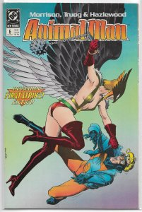 Animal Man   vol. 1   # 6 FN (Invasion)