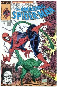 AMAZING SPIDER-MAN #318 1989-MARVEL COMICS-MCFARLANE NM