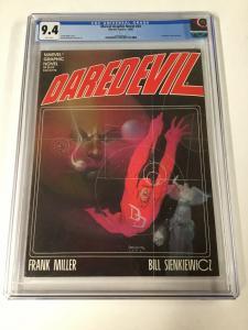 Marvel Graphic Novel 24 Cgc 9.4 White Pages Frank Miller Daredevil