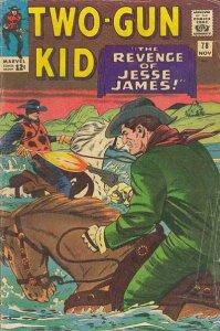 Two-Gun Kid #78, Good (Stock photo)