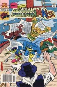 Mighty Mutanimals (1992 series) #8, VF+ (Stock photo)