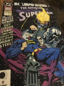 DC Adventures Of Superman #4 Mint Rare