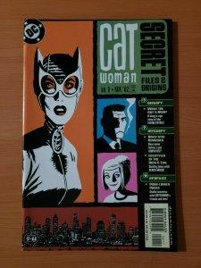 Catwoman Secret Files & Origins #1 One-Shot ~ NEAR MINT NM ~ 2002 DC Comics
