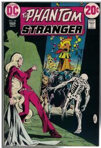 PHANTOM STRANGER 24 FN+ April 1973