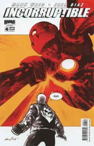 Incorruptible #4A VF/NM; Boom! | save on shipping - details inside