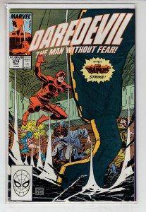 DAREDEVIL (1964 MARVEL) #274 NM- A23411
