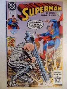SUPERMAN VOL II # 52