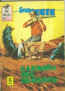Gran Oeste numero 418: Carroña del desierto