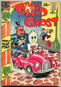 Timmy the Timid Ghost #17 1958- Giant 100 page issue- Charlton G