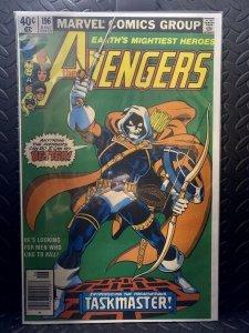 Avengers #196 | Comic Book Cover Replica | 11x17 Poster