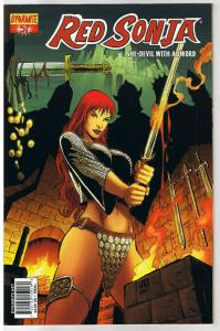 RED SONJA #57, NM-, She-Devil, Sword, Walter Geovani, 2005, more RS in our store
