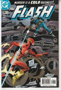The Flash(vol. 2)# 206 The Return of Captain Cold !
