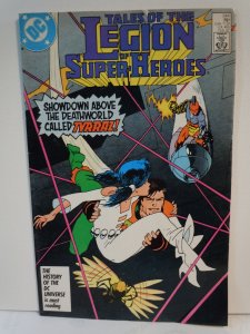 Tales of the Legion of Super-Heroes #344