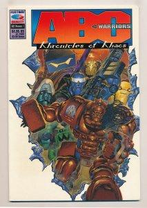 ABC Warriors Khronicles of Khaos (1991) #1 NM