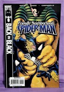 Back Black Peter David FRIENDLY NEIGHBORHOOD SPIDER-MAN #17 - 23 (Marvel, 2007)!