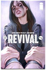 REVIVAL #11, NM, Dead coming back to life, Tim Seeley, 2012,more Horror in store
