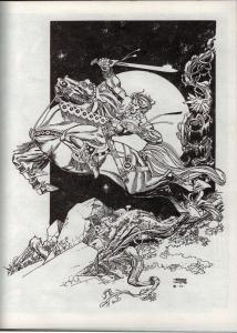 Bay Con 2 Souvenier Program (1976) VF/NM Adams, Alcala, Kirby