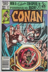 Conan the Barbarian   vol. 1   #131 FN