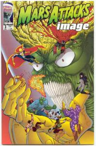 Mars Attacks Image #3 VF/NM; Image   save on shipping - details inside