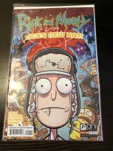 Rick and Morty Ricks new Hat #1