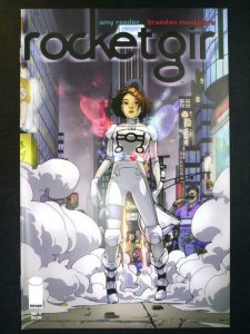ROCKETGIRL #5, NM, Amy Reeder, Image, 2014 more Indies in store