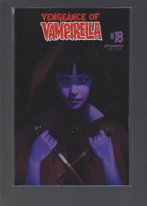 Vengeance of Vampirella #18 Cover B