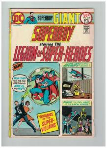 SUPERBOY 208 VG GIANT Feb. 1975.