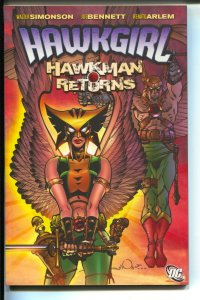 Hawkgirl: Hawkman Returns-Walter Simonson-TPB-trade
