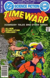Time Warp #1 FN; DC | save on shipping - details inside