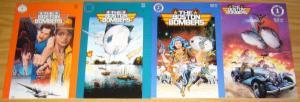 Boston Bombers #1-4 VF/NM complete series - caliber comics set lot 2 3 dorman