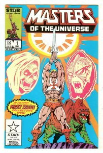 Masters Of The Universe 1   He-Man   Star Comics