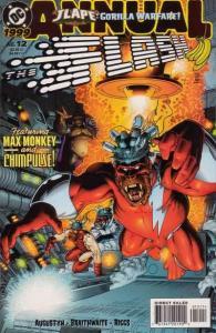 Flash (1987 series) Annual #12, Fine (Stock photo)