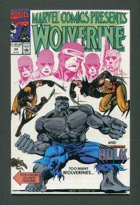 Marvel Comics Presents #59  / 9.6 NM+  /  September 1990