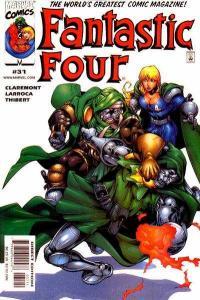 Fantastic Four (1998 series) #31, NM + (Stock photo)